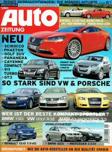 Bauer Media Auto Zeitung Christian Herrmann
