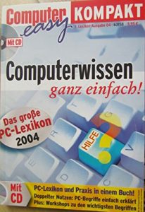 Titel Cover Magazin Computer Easy