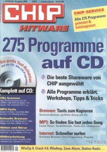 Titel Cover Magazin CHIP